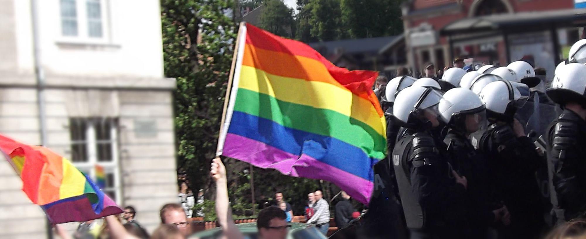 Pierwszy Trójmiejski Marsz Równości - 2015 rok