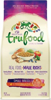 Wellness TruFood Small Breed Chicken & Chicken Liver