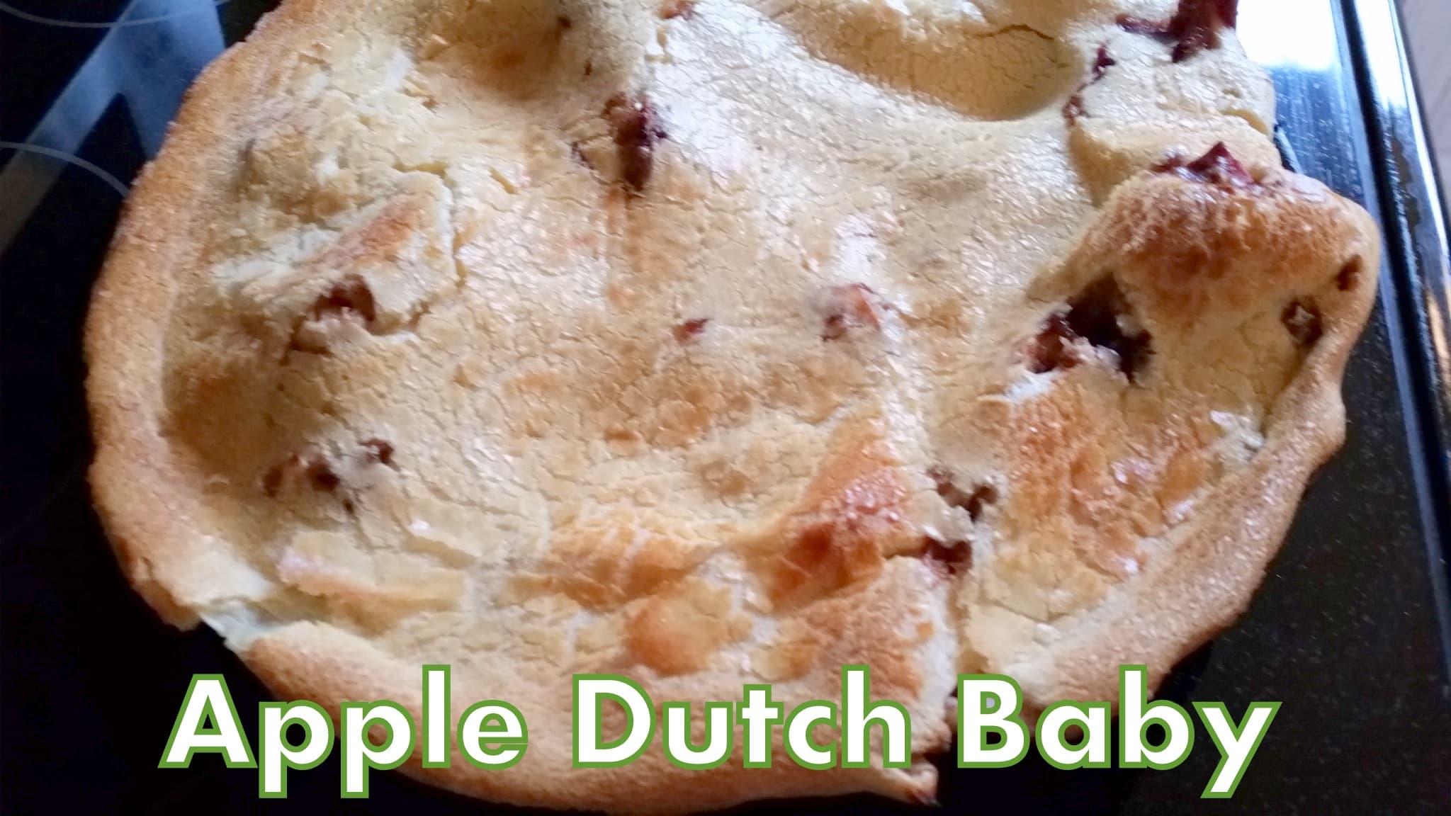 Apple Dutch Baby
