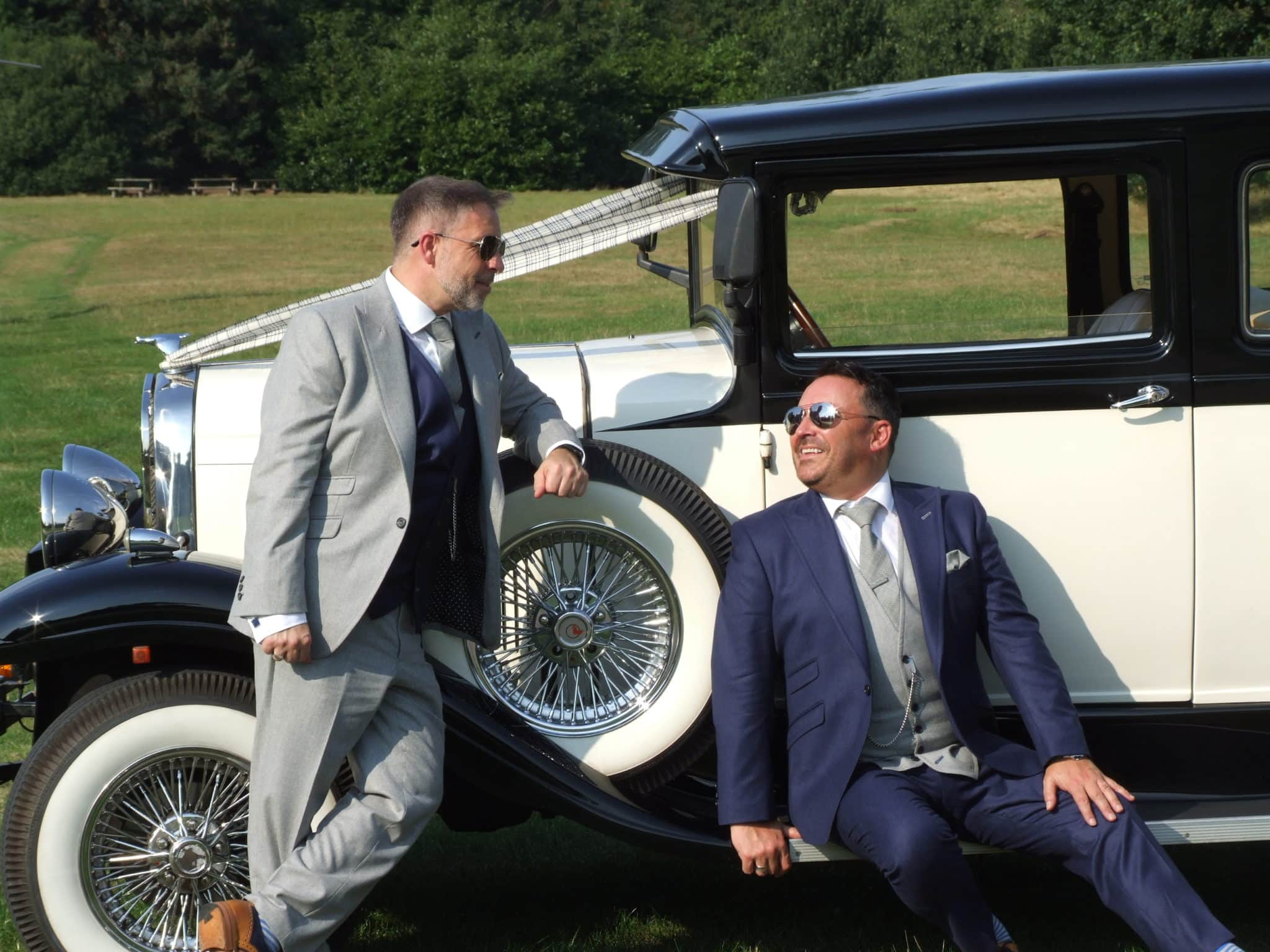 Wedding car hire prices in Reading