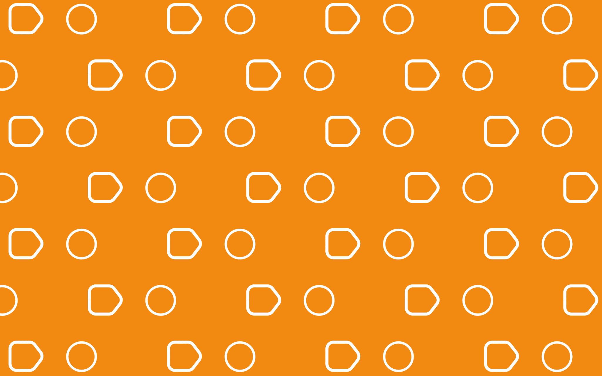 pattern główny identyfikacja pomarańcz