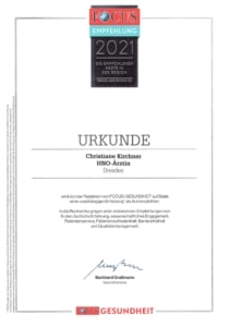 Christiane Kirchner 1
