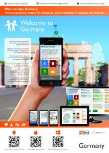 Welcome-App_Aushang_Allgemein_A4