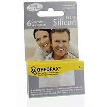 Ohropax Silicon