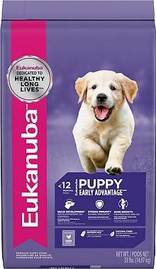 Eukanuba Puppy Chicken Formula Dry Dog Food