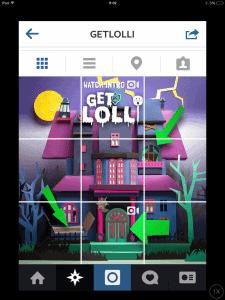 GetLolli chupachups Instagram