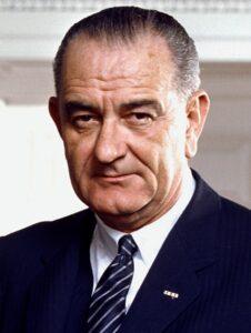 37 Lyndon Johnson 3x4 226x300 37 Lyndon Johnson 3x4