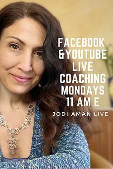 Live coaching Mondays