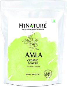 mi Nature Organic Amla Powder
