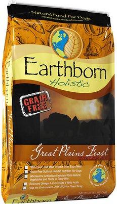 Earthborn Holistic Great Plains Feast Natural Dry Dog Food