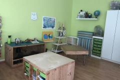 Gruppenraum Kindergarten 1