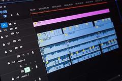 Video editing service scotland
