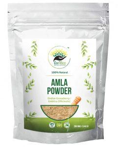 Ecovica Natural Amla Powder for Hair
