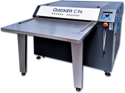 myjka do płyt polimerowych po druku, plate cleaning machine, macchina per la pulizia delle lastre
