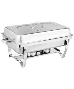 TISSOLI 9.5lt Chafing Dish