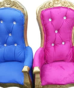 kiddies throne chair