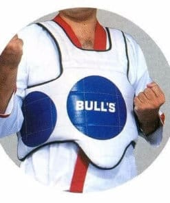 REVERSIBLE CHEST GUARD