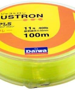 FISH LINE FLUO/YELLOW DAIWA SIZE:15LB, 20LB, 25LB, 30LB 35LB, 40LB 100MT
