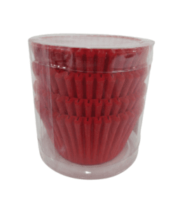 baking cups 100s red 12cm