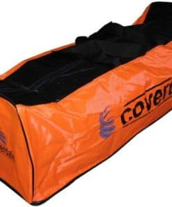 Cricket Kit Bag Coverdale Orange/ Black Without Wheels Senior