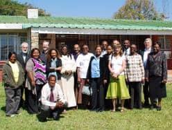 Zambia deltakere Lusaka