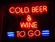 Beer Neon, Neon beer signs
