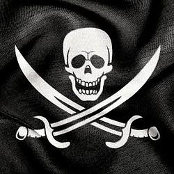 Banderas Piratas de Calaveras