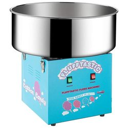 6310 Great Northern Popcorn Cotton Candy Machine Flufftastic Floss Maker