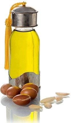 argan oil for natural hair