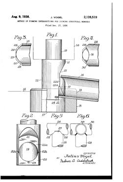 Aug 9 1936, Vogel Patent