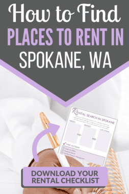Looking for places to rent in Spokane? Here's how to find reasonable places to rent in Spokane.