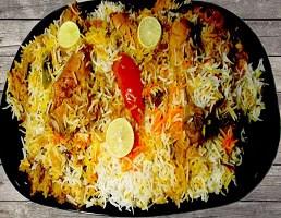 Sindhi Biryaani