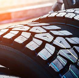 Save on tires for trucking companies