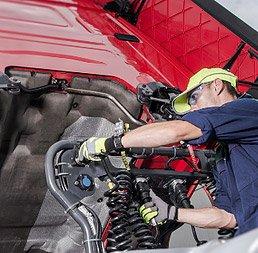 Maintenance Savings on Fuel Card
