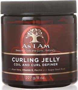 As I Am Curl & Coil Definer Jelly