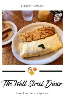 image of Wall Street Diner meal