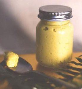 Gold Butter Natural Shea Butter Whip