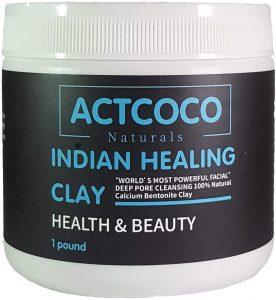 Actcoco Indian Healing Clay