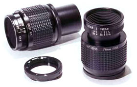 78mm Quartz Lens