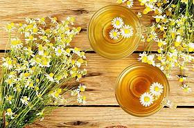 chamomile tea for babies