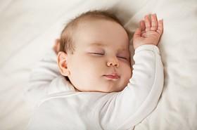 congested baby sleep position