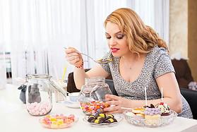 craving sugar last month of pregnancy