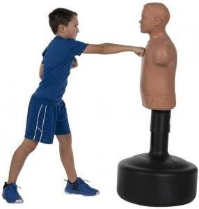 Bobby Bully Mannequin de boxe pour Enfant demo
