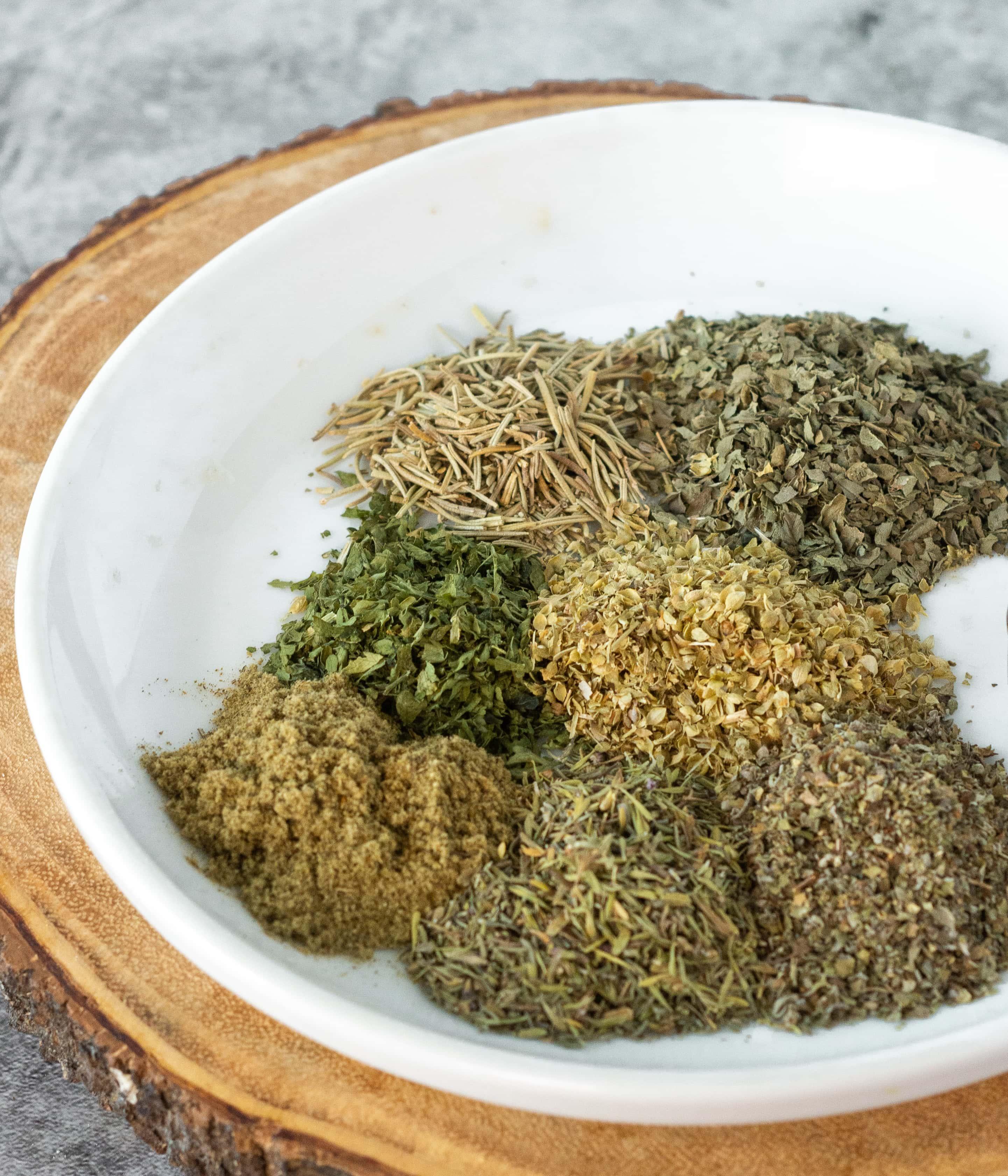 Italian Seasoning Ingredients