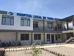 Photo of Hospital Local de Yopal alcanzó equilibrio financiero