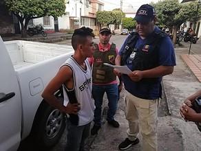 Photo of Tres jóvenes fueron capturados por microtráfico