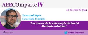 Erasmo López AERCO Infojobs