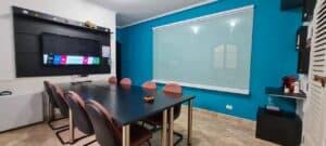 Smart Place Coworking Osasco Sala de Reunião Grande