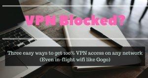 VPN Blocked