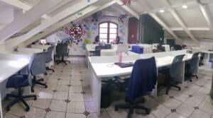 Smart Place Coworking Osasco Posição Fixa Teto